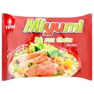Mì Miyumi Bò Rau Thơm