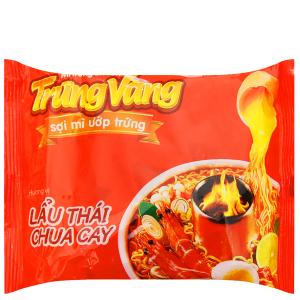 Mì Trứng Vàng lẩu Thái chua cay gói 65g