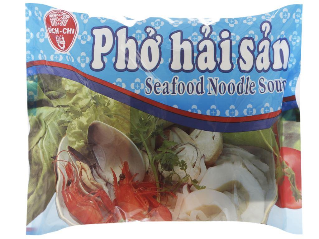 Thùng 30 gói phở hải sản Bích Chi gói 60g 2