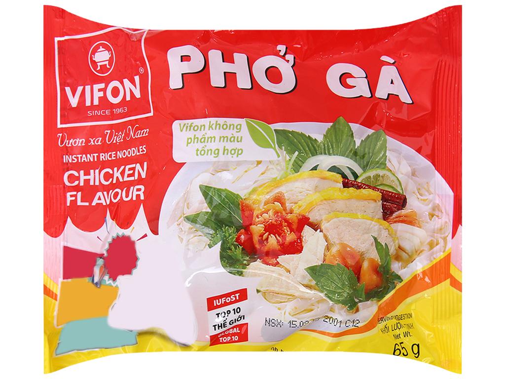 Phở gà Vifon gói 65g 2