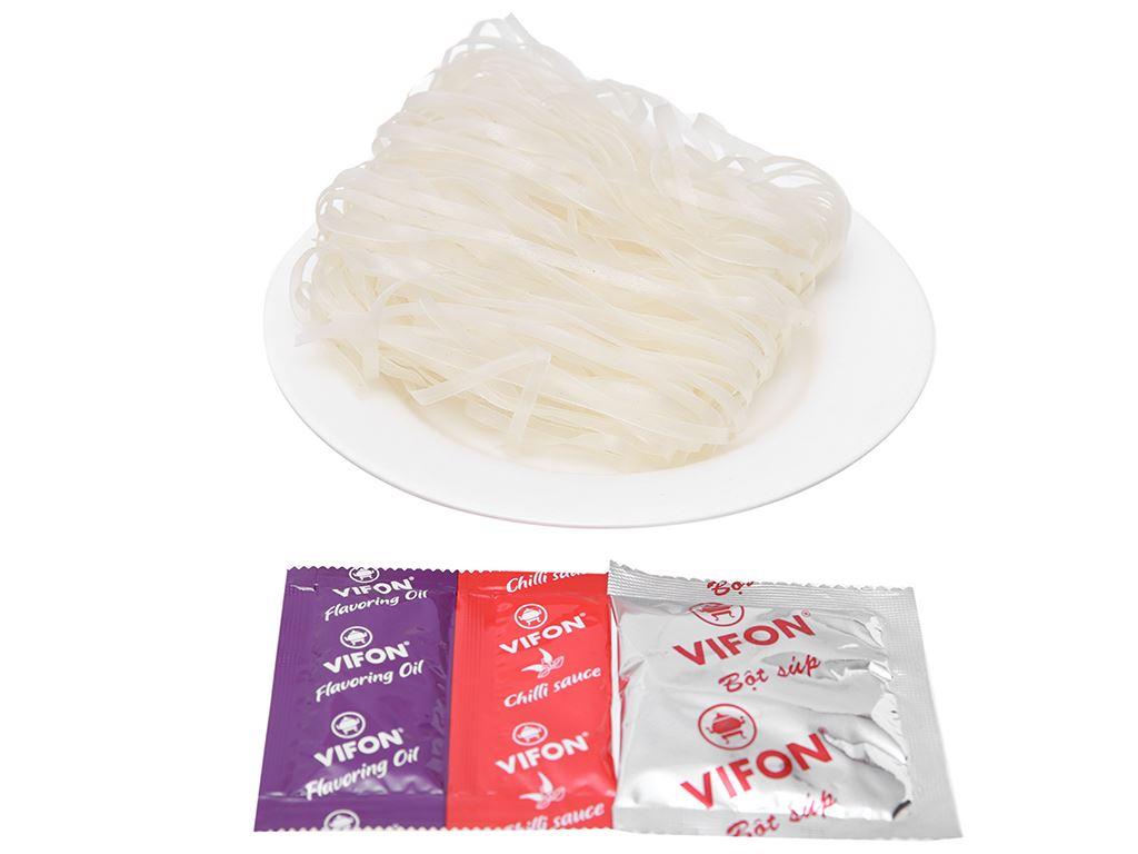 Thùng 30 gói phở vị bò Vifon 65g 6