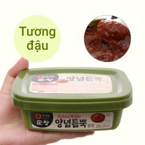 Tương đậu Hàn Quốc Chung Jung One hộp 200g