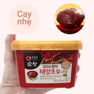Tương ớt Hàn Quốc Chung Jung One hộp 500g