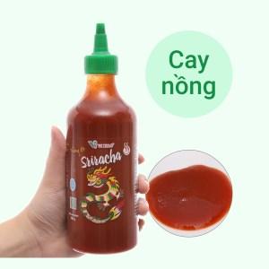 Tương ớt Vị Hảo Sriracha chai 510g