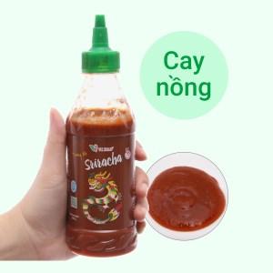 Tương ớt Sriracha Vị Hảo chai 320g