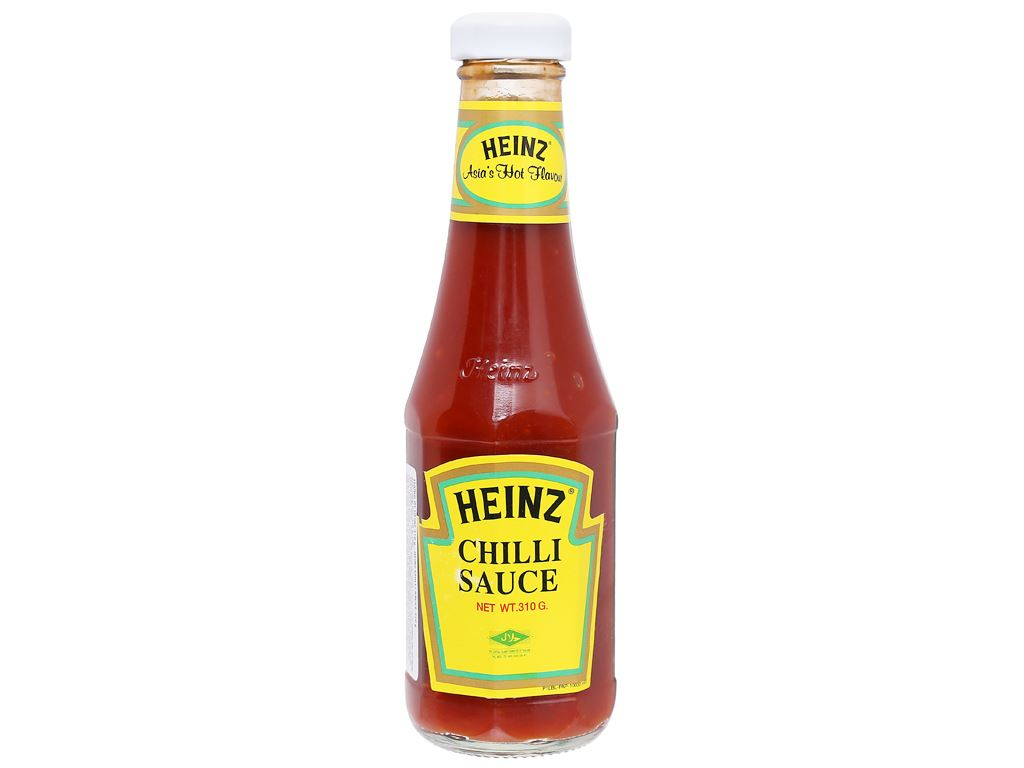 Tương ớt Heinz Asia's Hot Flavor chai 310g 2
