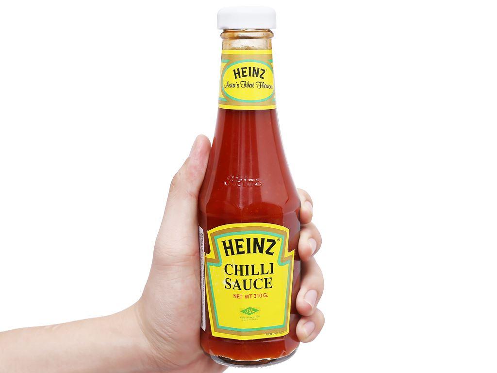 Tương ớt Heinz Asia's Hot Flavor chai 310g 5
