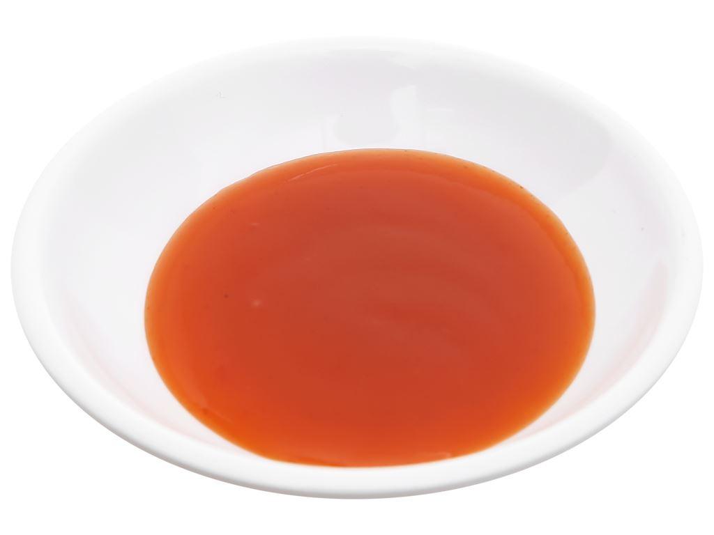 Tương ớt tự nhiên cay dịu O'food chai 250g 5