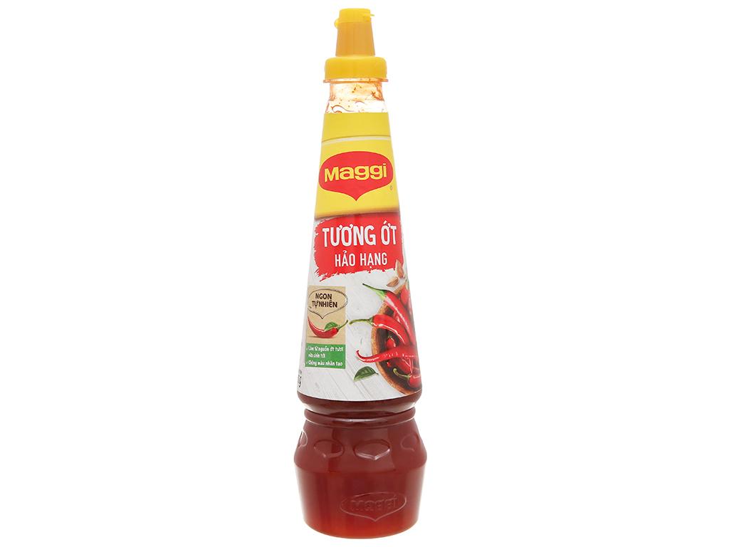 Tương ớt hảo hạng Maggi chai 330g 1