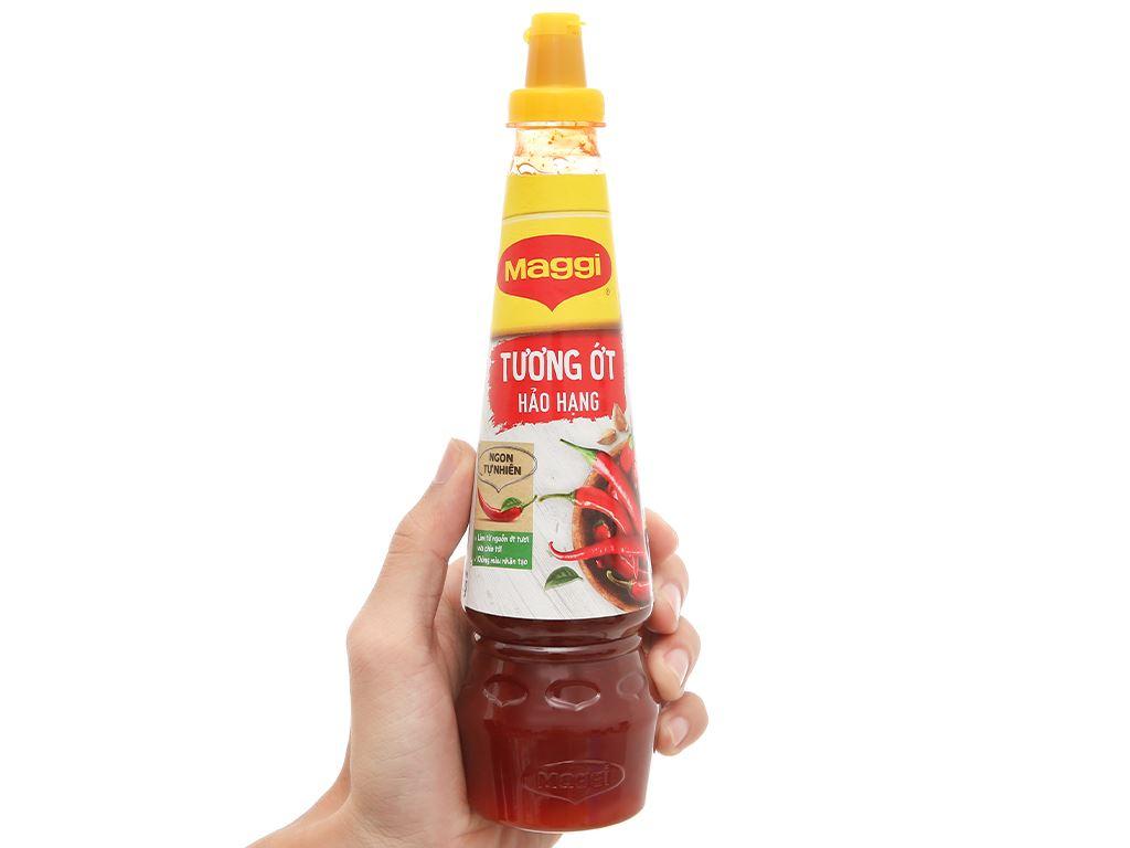 Tương ớt hảo hạng Maggi chai 330g 4