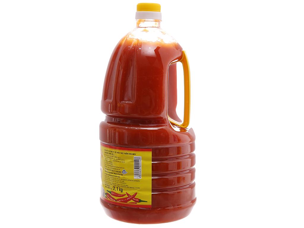 Tương ớt Cholimex chai 2.1kg 3