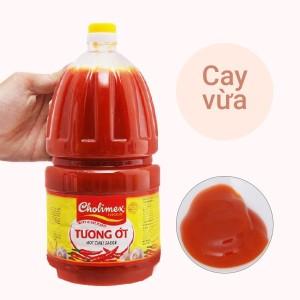 Tương ớt Cholimex chai 2.1kg