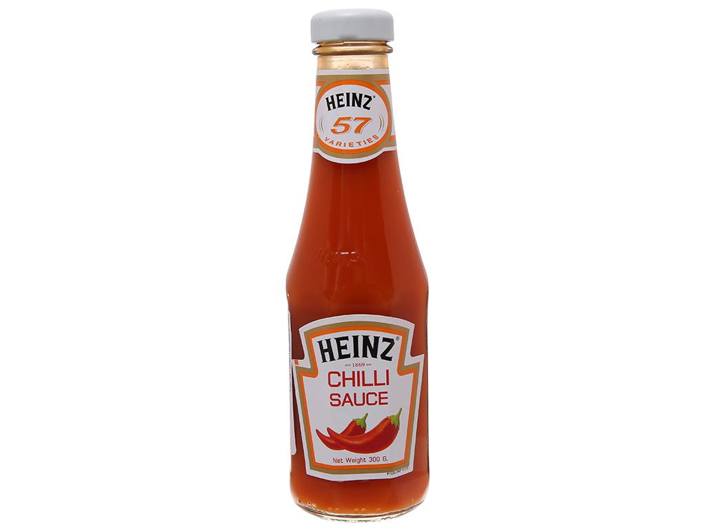 Tương ớt Heinz Varieties 57 chai 300g 2