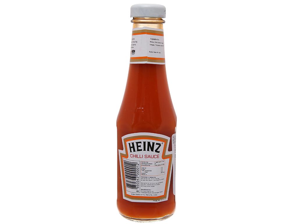 Tương ớt Heinz Varieties 57 chai 300g 3