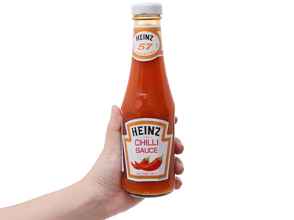 Tương ớt Heinz Varieties 57 chai 300g 4