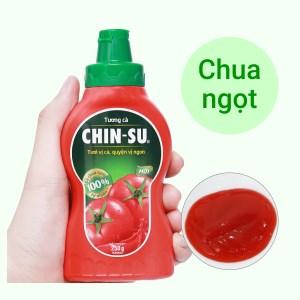 Tương cà Chinsu chai 250g