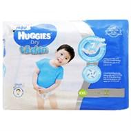 Tã dán Huggies Dry size XXL cho bé trên 14kg (30 miếng)