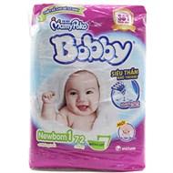 Miếng lót Bobby Newborn1 72 miếng (bé dưới 1 tháng tuổi)
