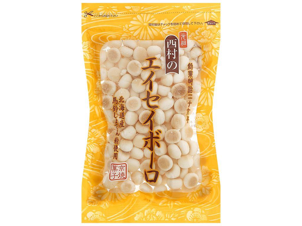 Bánh viên Boro vị truyền thống hokkaido gói 100g 1