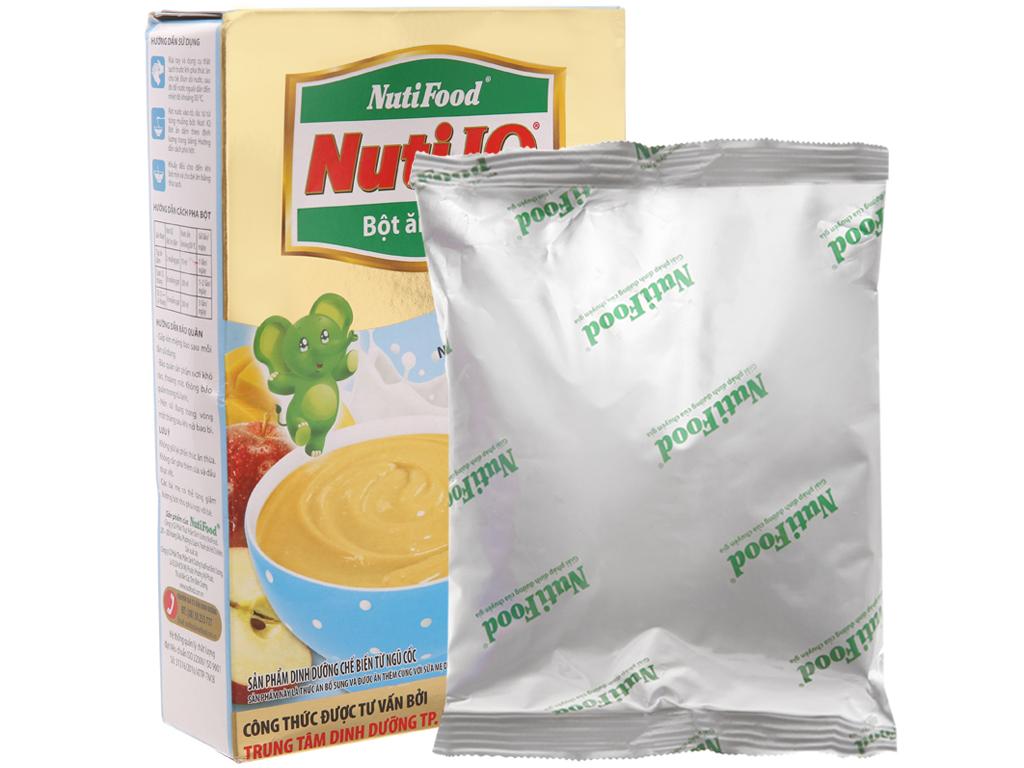 Bột ăn dặm NutiFood Nuti IQ trái cây sữa 6 - 24 tháng 200g 4