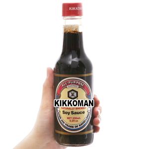 Nước tương Kikkoman chai 250ml