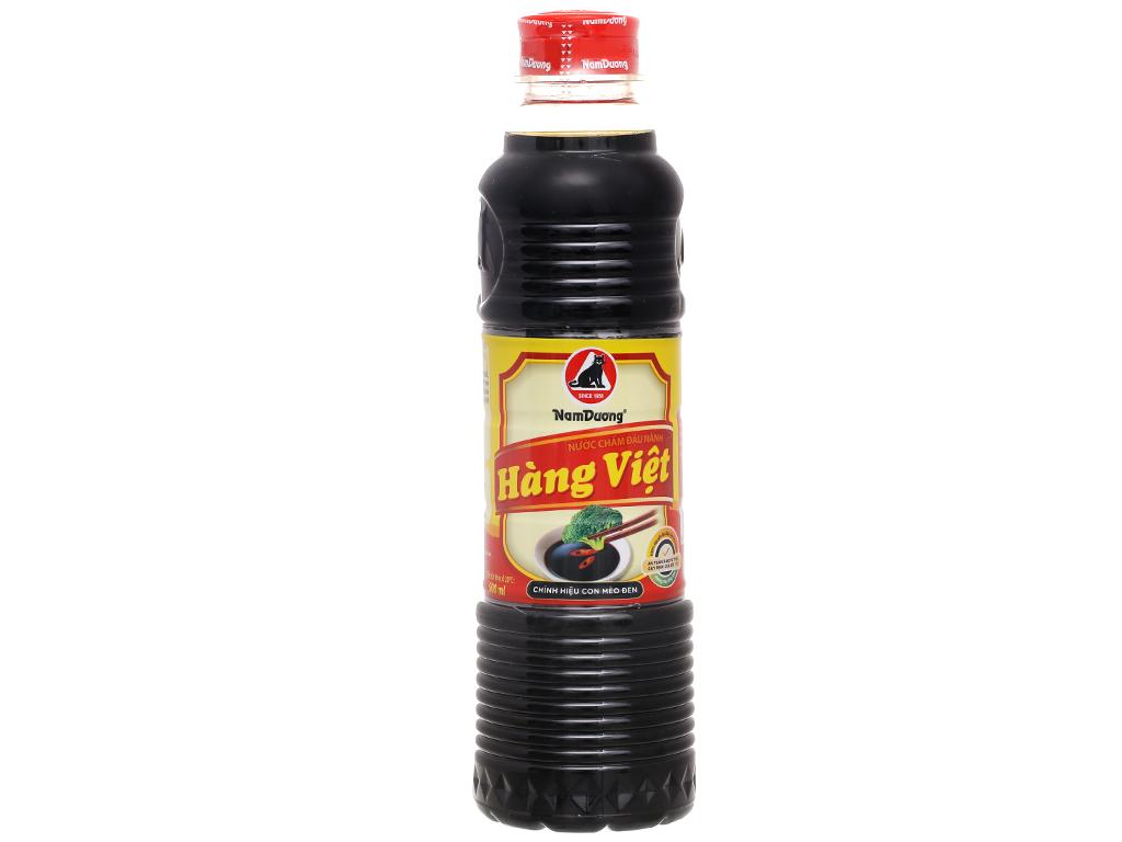 Nước chấm Hàng Việt chai 500ml 1