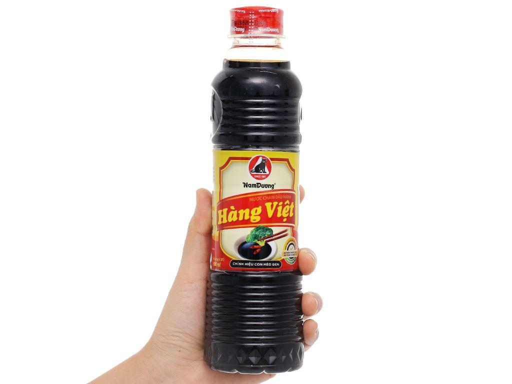Nước chấm Hàng Việt chai 500ml 5