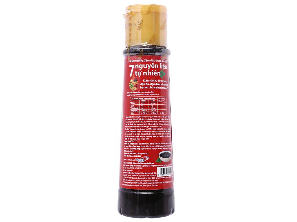 Nước tương thượng hạng Tam Thái Tử bổ sung i-ốt chai 300ml 2