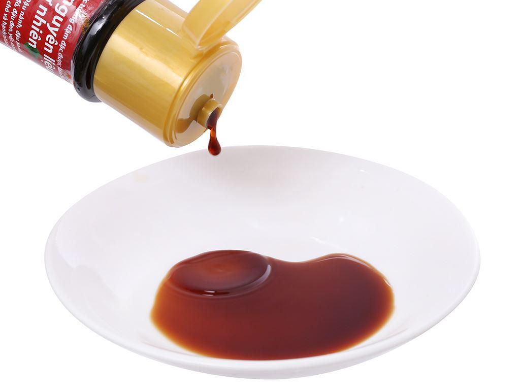 Nước tương thượng hạng Tam Thái Tử bổ sung i-ốt chai 300ml 5