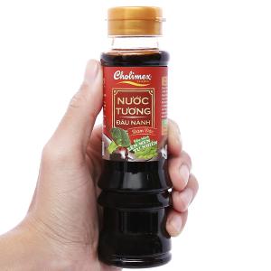 Nước tương đậu nành đậm đặc Cholimex chai 150ml
