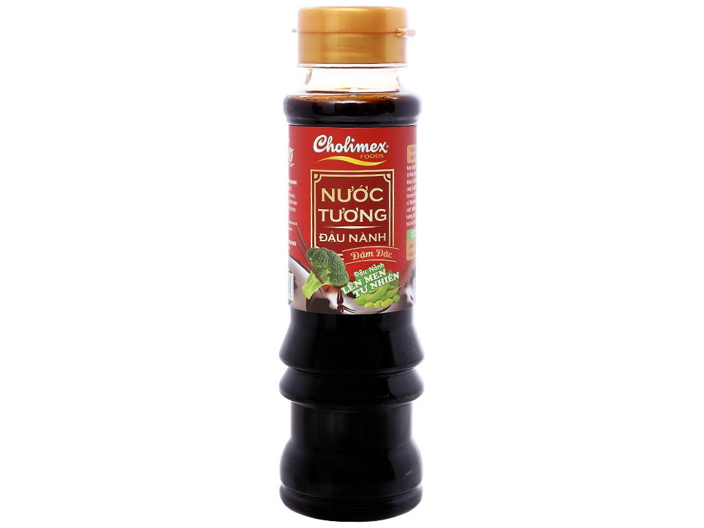Nước tương đậu nành đậm đặc Cholimex chai 150ml 1