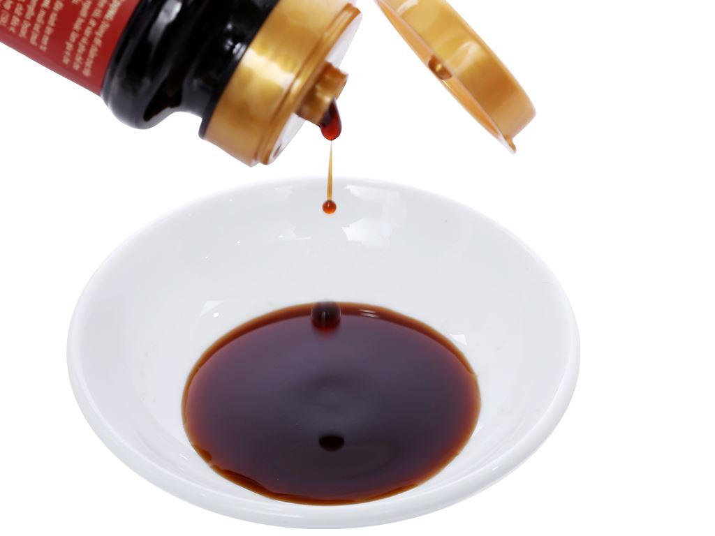 Nước tương đậu nành đậm đặc Cholimex chai 150ml 5