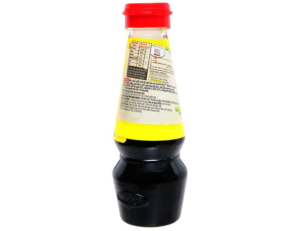 Nước tương đậm đặc Maggi chai 100ml 2