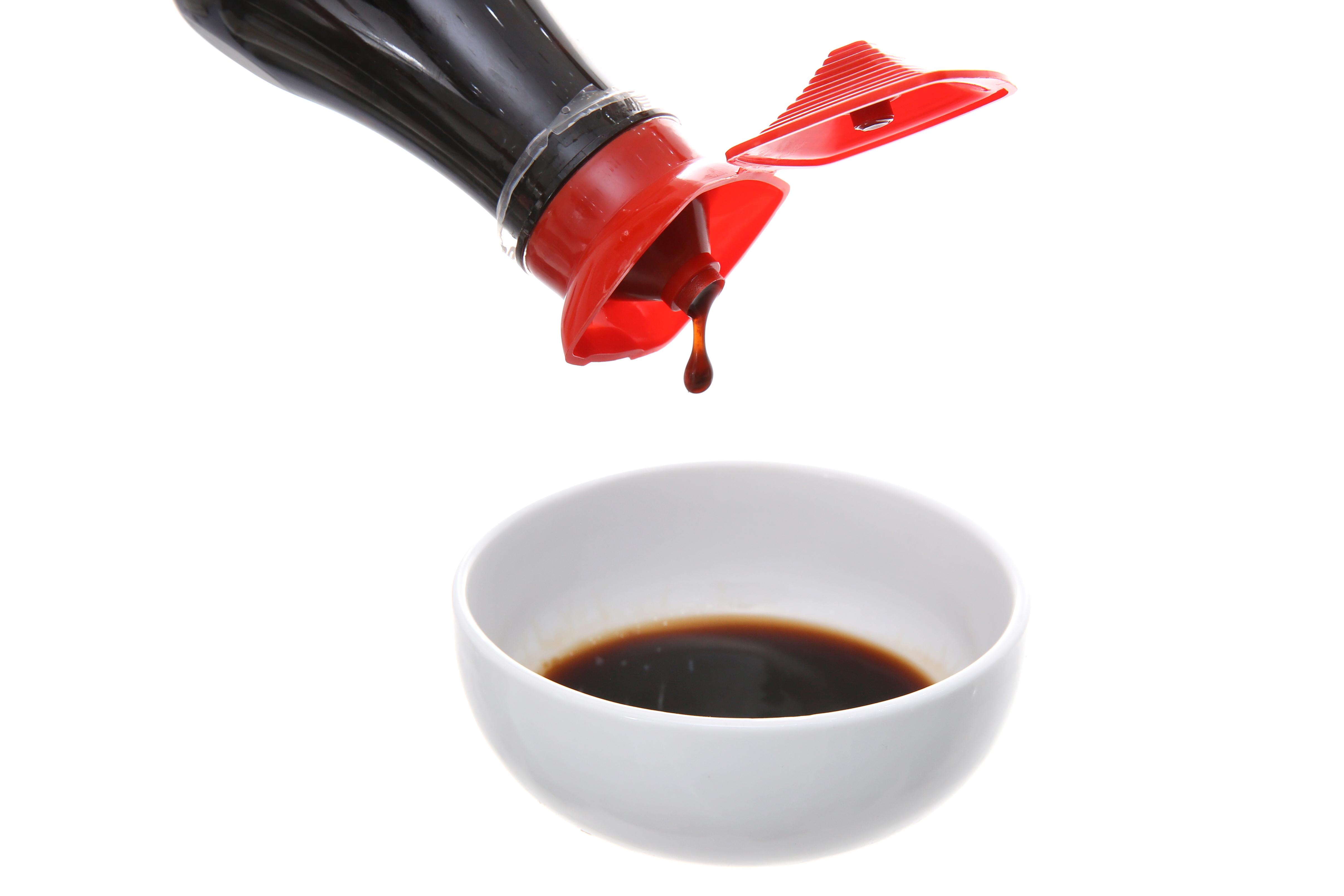 Nước tương tỏi ớt Chinsu chai 250ml 5