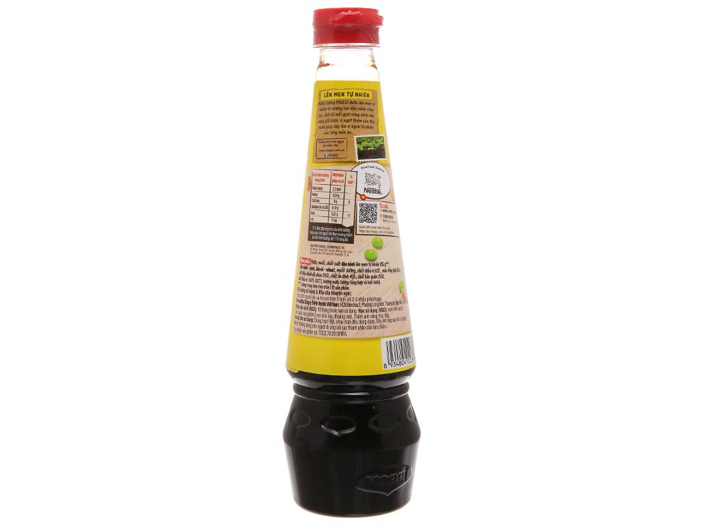Nước tương đậu nành đậm đặc Maggi chai 300ml 2