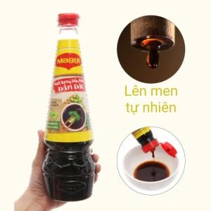 Nước tương đậu nành đậm đặc Maggi chai 700ml