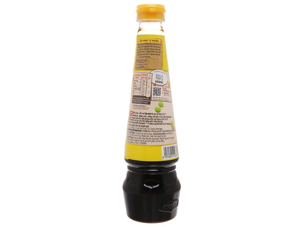Nước tương đậu nành Maggi chai 300ml 11