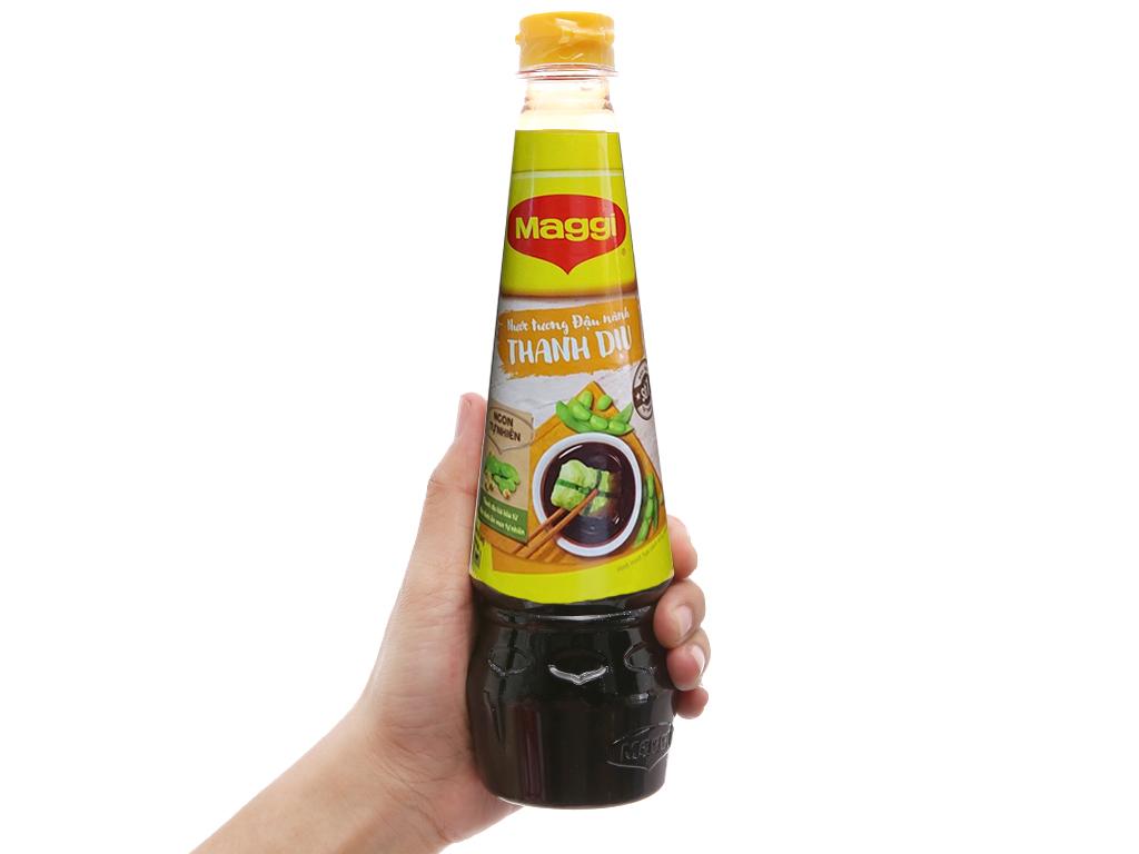 Nước tương đậu nành Maggi chai 300ml 15
