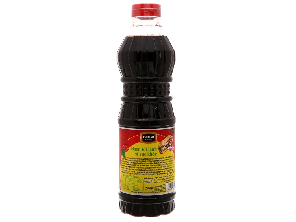 Nước tương Nhị ca Tam Thái Tử chai 500ml 2