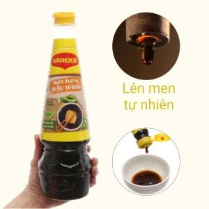 Nước tương đậu nành Maggi chai 700ml