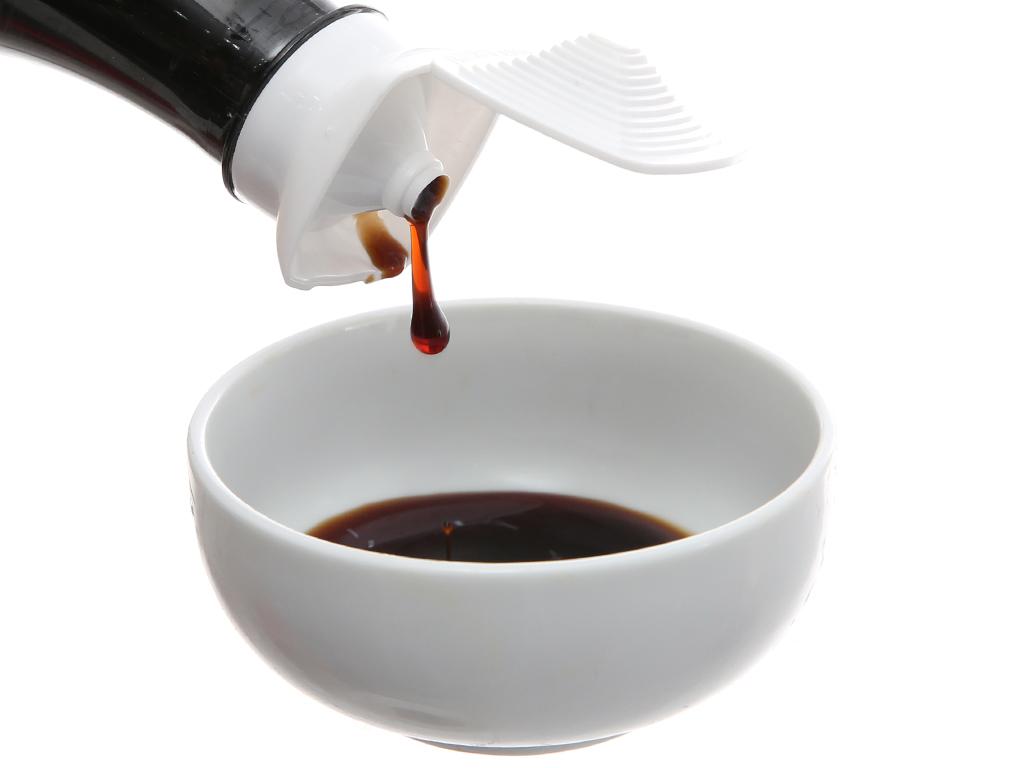 Nước tương Chinsu Bông Lúa chai 250ml 4