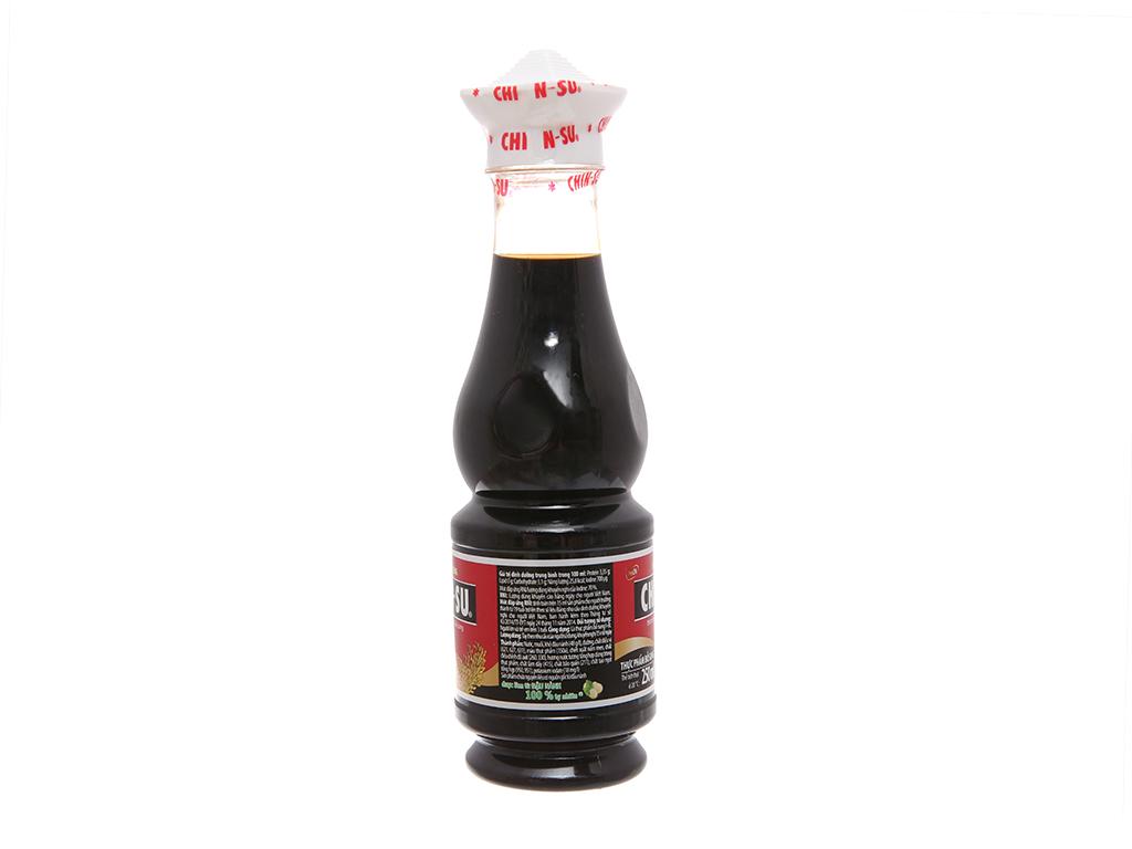 Nước tương Chinsu chai 250ml 2