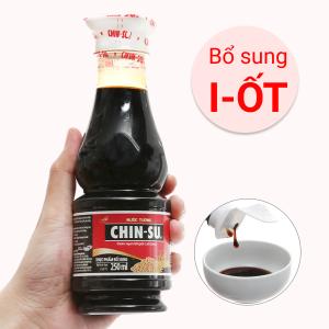 Nước tương Chinsu chai 250ml
