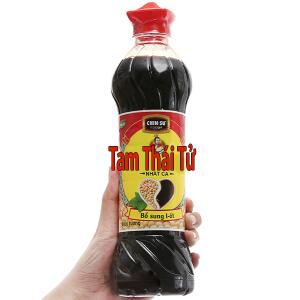 Nước tương Nhất ca Tam Thái Tử chai 500ml