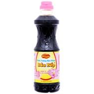 Nước tương Mekong Nắp hồng chai 415ml