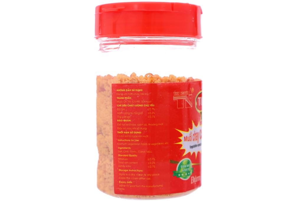 Muối chay cà rốt Tinh Nguyên 100g
