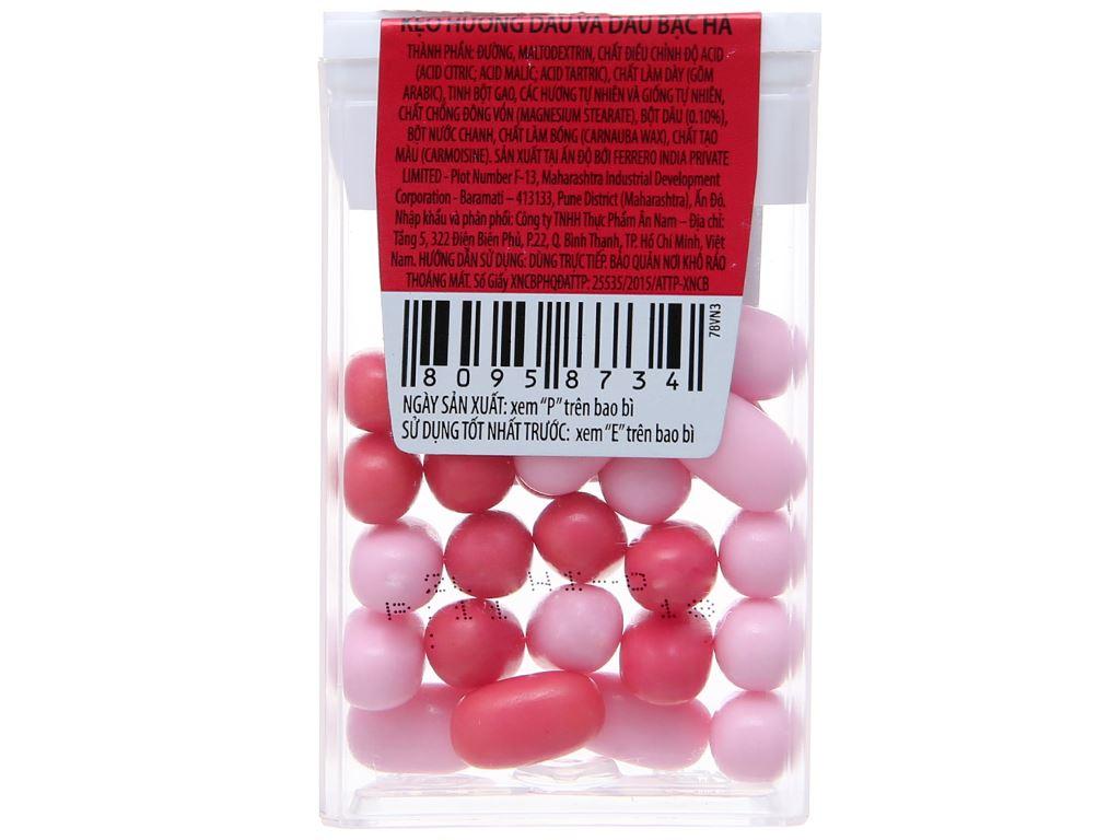 Kẹo hương dâu Tic Tac hộp 14.5g 3