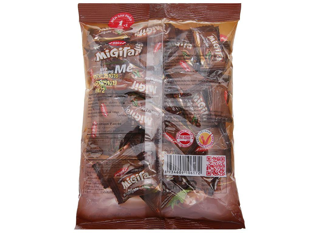 Kẹo ngậm hương me Migita gói 140g 2
