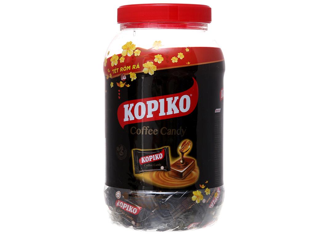 Kẹo ngậm cà phê KOPIKO hũ 600g 2