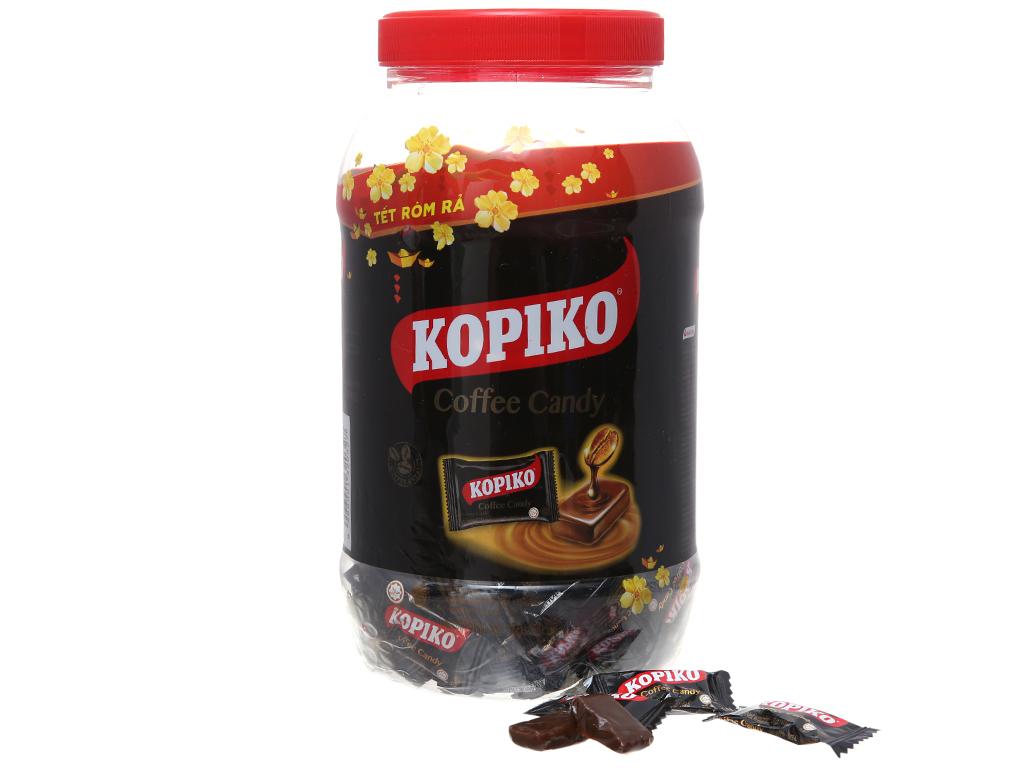 Kẹo ngậm cà phê KOPIKO hũ 600g 4